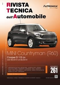 Mini Countryman (R60) Cooper D 112 cv