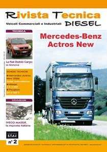 Mercedes Actros New