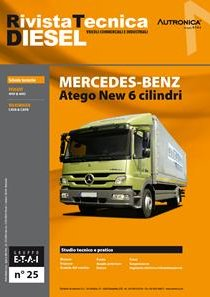 Mercedes Atego New 6 cilindri